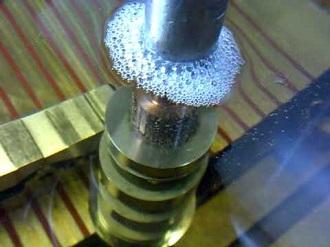 Eletroerosão por penetração orbital - Lumatech