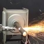 Rifle de corte a laser - Lumatech