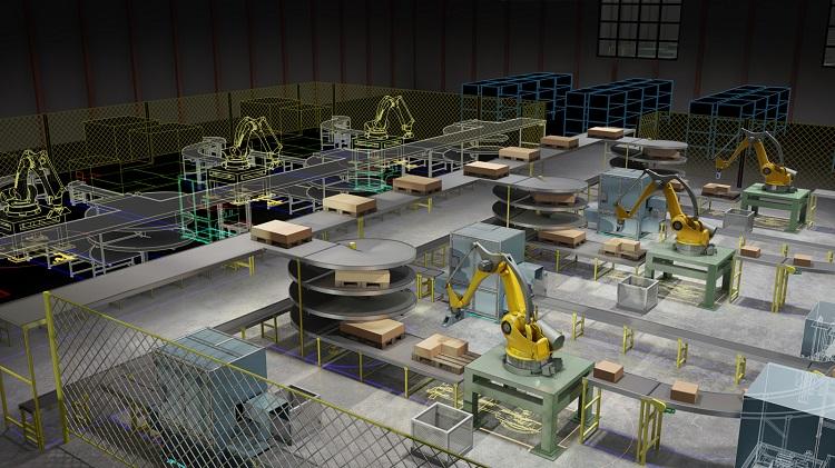Fabricas inteligentes - sistemas integrados