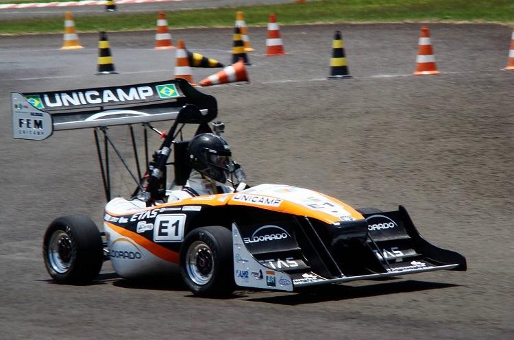 UNICAMP E-RACING TEAM Conquista Bicampeonato Nacional em 2013