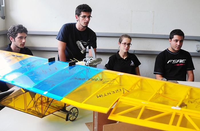 Equipe URUBUS Aero Design Unicamp