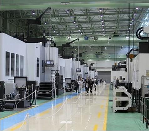Fabrica da OKUMA No Japão - Alta eficiência